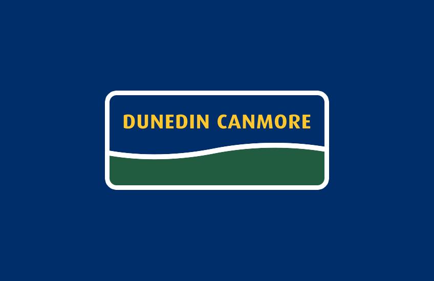 Dunedin Canmore logo