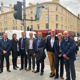 Housing bosses view Victorian tenement