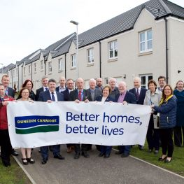 Wallyford new homes event