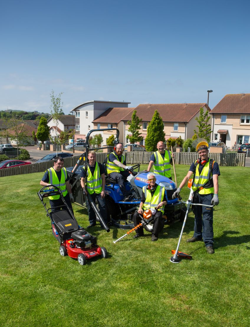 Our new environmental teams are already improving communities